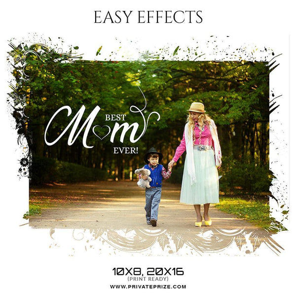 Mother's Day -  Easy Effect