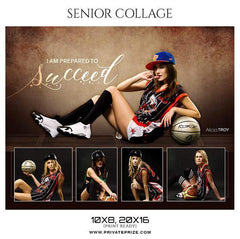 Best Selling Seniors Bundle Photography Photoshop Template