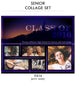 Jefferson-Senior Collage Photoshop Template - Photography Photoshop Template