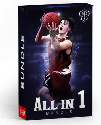 All in One Bundle - Photography Photoshop Template