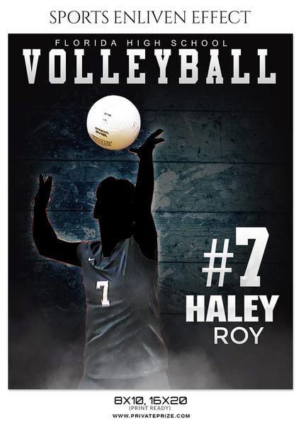HALEY ROY VOLLEYBALL- ENLIVEN EFFECT