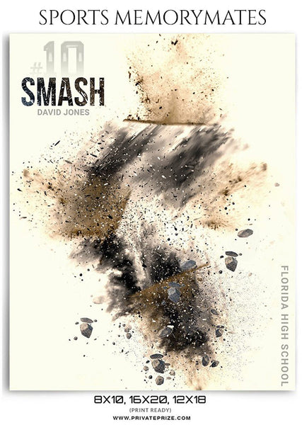 Smash - Enliven Effects Photography Template