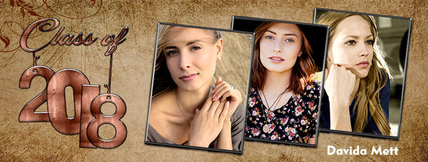 Davida Mett - Facebook Timeline Cover Banner - Photography Photoshop Template