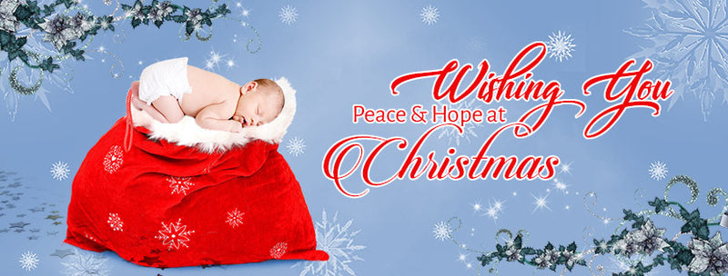 Christmas - Facebook Timeline Cover - Photography Photoshop Template