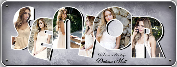 Dalena Mett - Facebook Timeline Cover Banner - Photography Photoshop Template