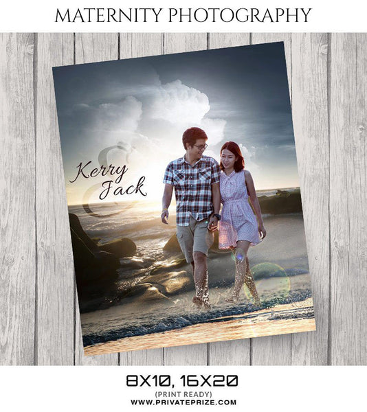 KERRY & JACK - MATERNITY PHOTOGRAPHY