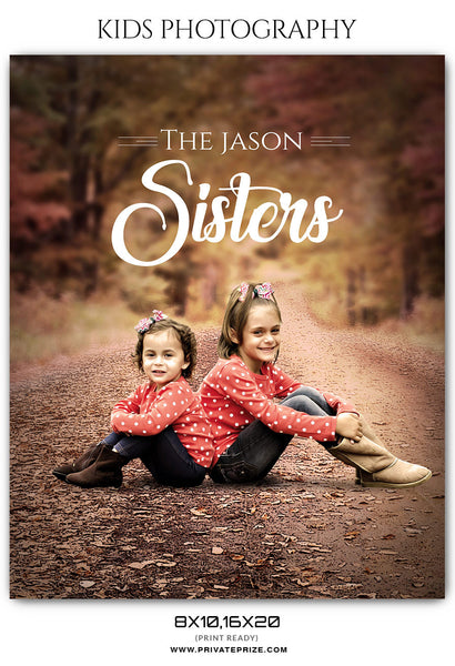 THE JASON SISTERS - KIDS PHOTOGRAPHY