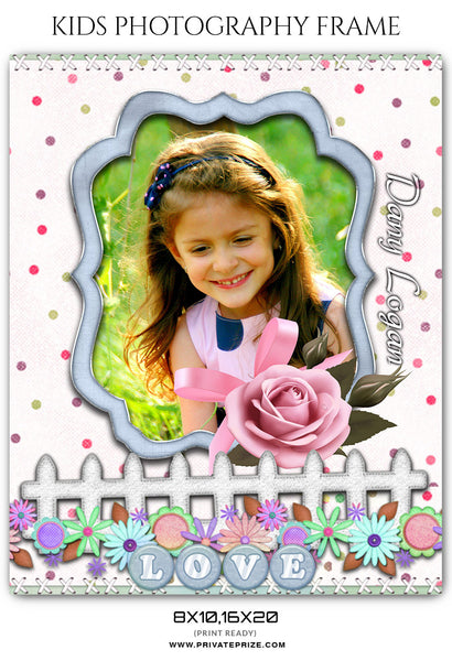 KIDS PHOTOGRAPHY FRAME