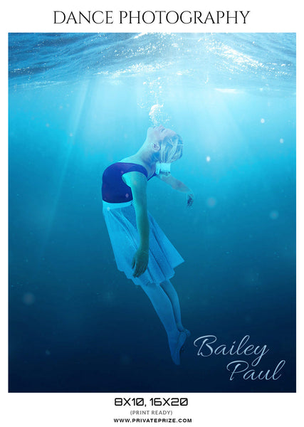 BAILEY PAUL- DANCE PHOTOGRAPHY - ENLIVEN EFFECTS PHOTOSHOP TEMPLATE - Photography Photoshop Template