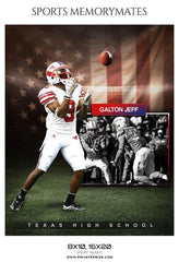 Patriotic Series - Bundle Photography Photoshop Template