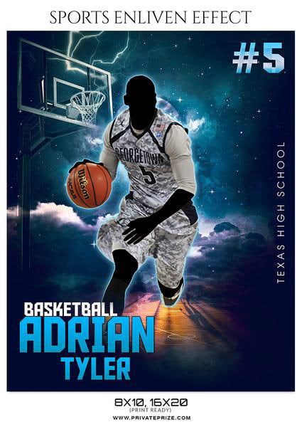 ADRIAN TYLER-BASKETBALL - SPORTS ENLIVEN EFFECT