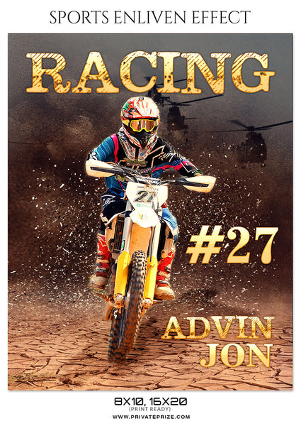ADVIN-JON-RACING- SPORTS ENLIVEN EFFECT