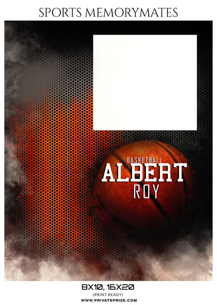ALBERT ROY-BASKETBALL MEMORY MATE