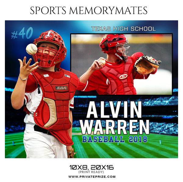 Sports New Photography Photoshop Templates