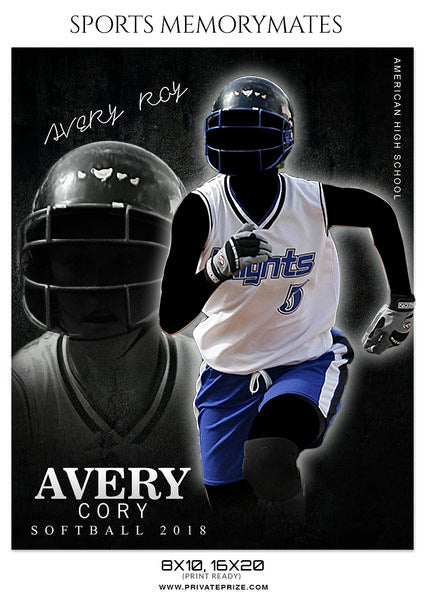 AVERY CORY-SOFTBALL MEMORY MATE
