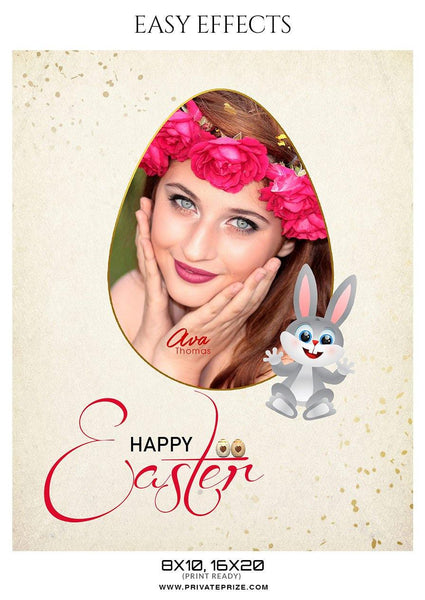 Ava Thomas - Easter - Easy Effect