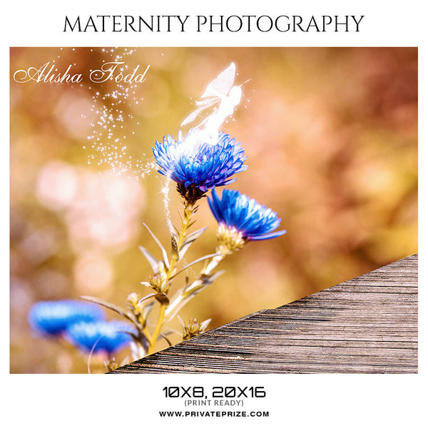 ALISHA TODD - MATERNITY PHOTOGRAPHY