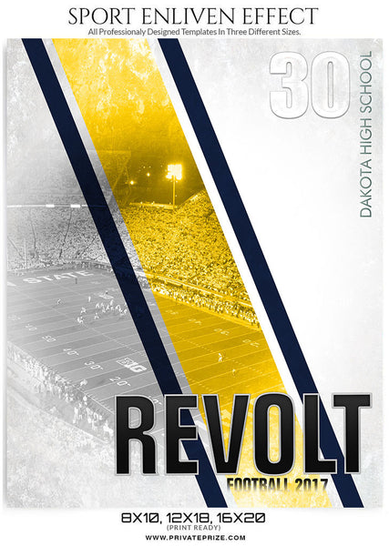 Revolt- Enliven Effects - Photography Photoshop Templates