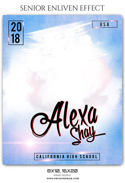 ALEXA SHAY - SENIOR ENLIVEN EFFECT