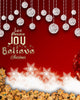 Love Peace Joy Christmas Baby Backdrop - Photography Photoshop Template