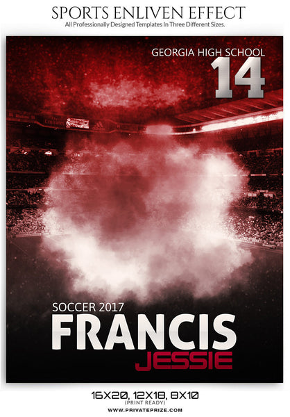 Francis- Enliven Effects - Photography Photoshop Templates