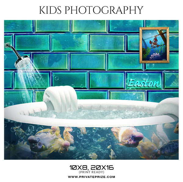 EASTON - KIDS PHOTOGRAPHY - Photography Photoshop Template