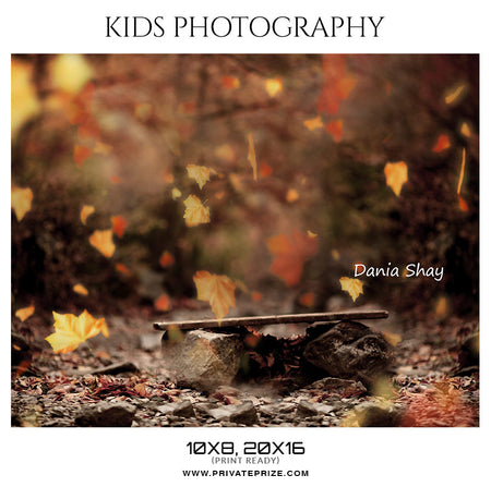 Dania Shay - Kids Photography Photoshop Templates - Photography Photoshop Template