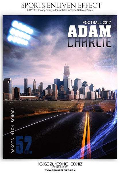 Adam Charlie- Enliven Effects - Photography Photoshop Templates