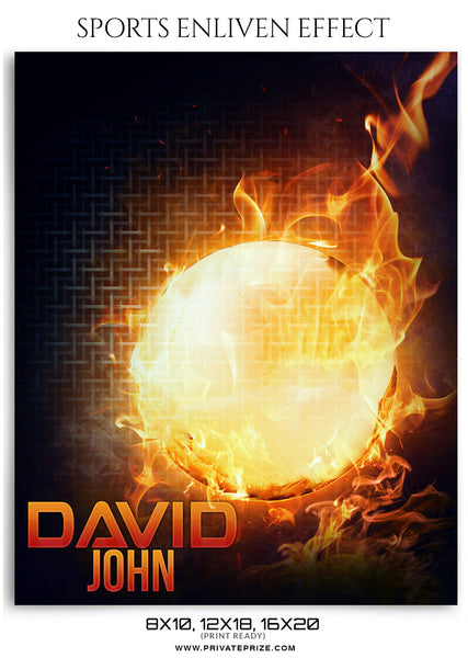 David John- Enliven Effects - Photography Photoshop Templates