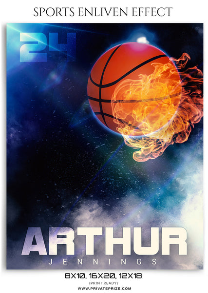 Arthur Jennings- Enliven Effects - Photography Photoshop Templates