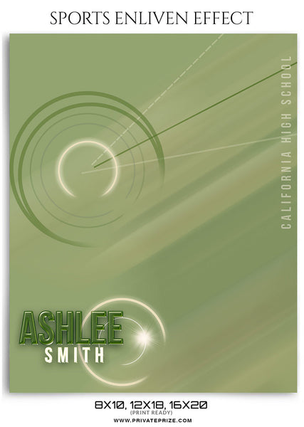 Ashlee Smith- Enliven Effects - Photography Photoshop Templates