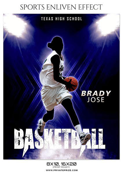 BRADY JOSE-BASKETBALL- SPORTS ENLIVEN EFFECT