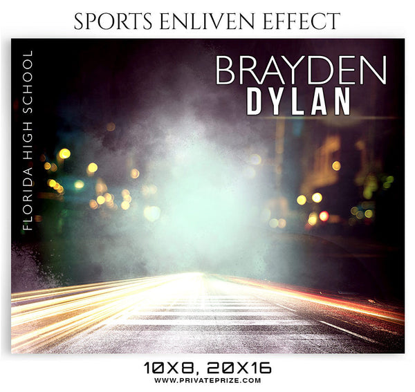 BRAYDEN DYLAN-LACROSSE- SPORTS ENLIVEN EFFECT - Photography Photoshop Template