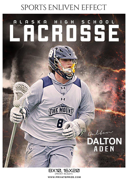 Dalton Aden - LACROSSE- ENLIVEN EFFECTS