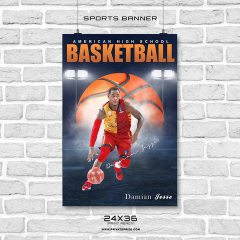 big banner sports photography photoshop templates