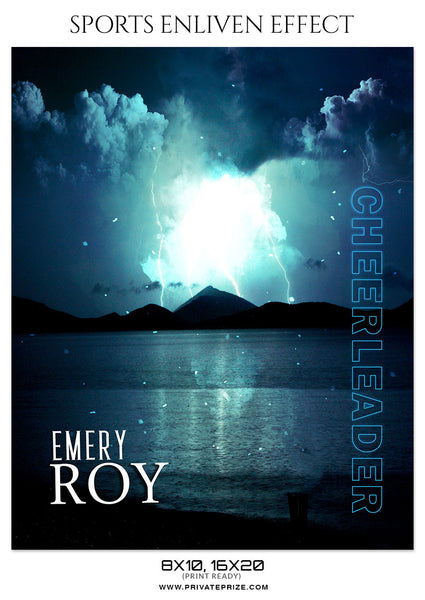 EMERY ROY-CHEERLEADER- SPORTS ENLIVEN EFFECT