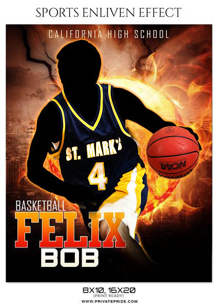 FELIX BOB-BASKETBALL- SPORTS ENLIVEN EFFECT