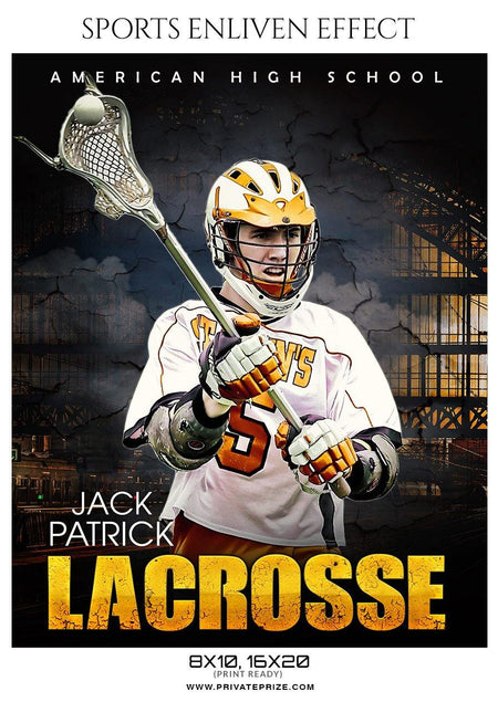 Jack Patrick - LACROSSE- ENLIVEN EFFECTS
