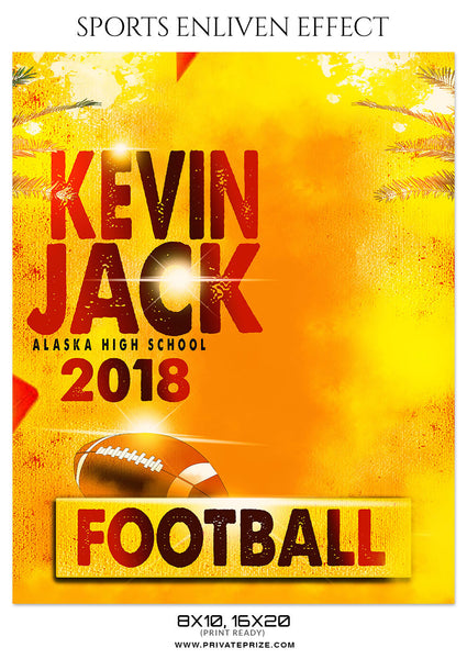 KEVIN JACK FOOTBALL SPORTS PHOTOGRAPHY