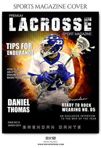 sports magazine cover photoshop template privateprize lacrosse
