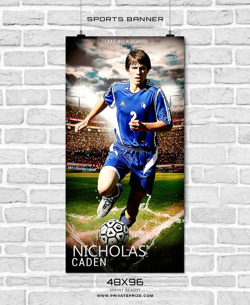Big Banner Sports Photography Photoshop Templates - Sports banner templates