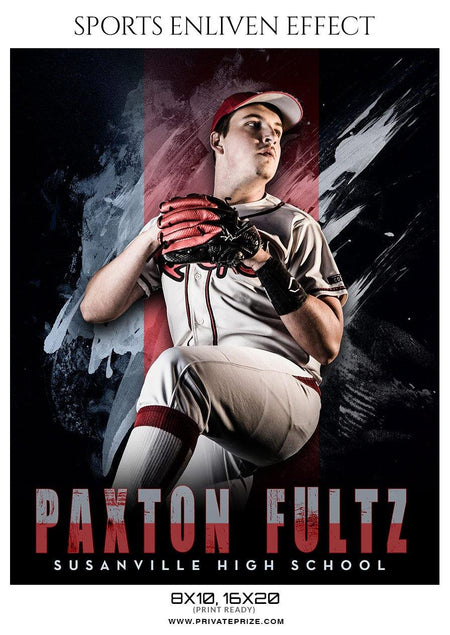 Paxton Fultz  - Baseball Enliven Effect