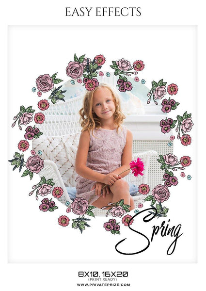 Spring - Easy Effects templates