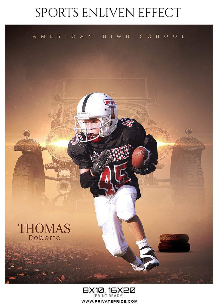 thomas roberto football sports enliven effects photography template