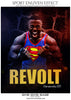 Revolt- Enliven Effects - Photography Photoshop Template