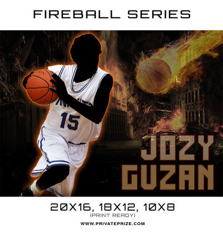 Basketball - Sports Fireball Series