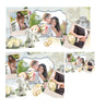 Wedding Collage Set - Love Story - Photography Photoshop Templates