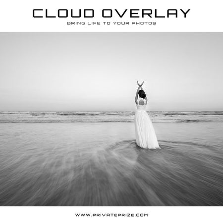 Photogenic Prima - Cloud - Photography Photoshop Template