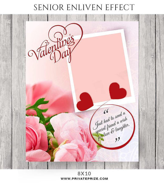 A Valentine's Wish- Senior Enliven Effects