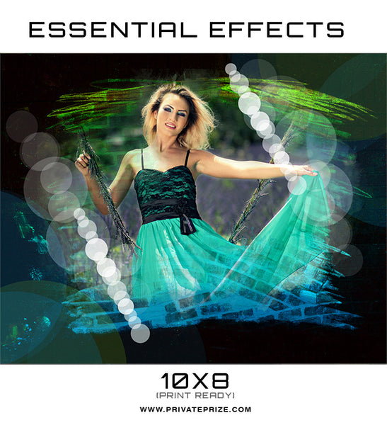 Essential Effects - SwingBok - Photography Photoshop Template
